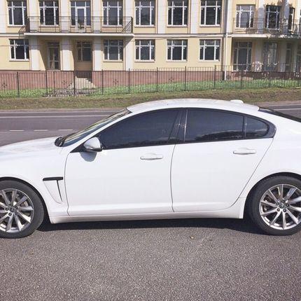 Бизнес-седан Jaguar XF-S Premium в аренду, цена за 1 час