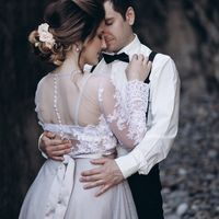 Прекрасная Люда и Рустам  Фотограф Андрей Чичикайло  Макияж/ прическа для невесты Юлия Пащенко