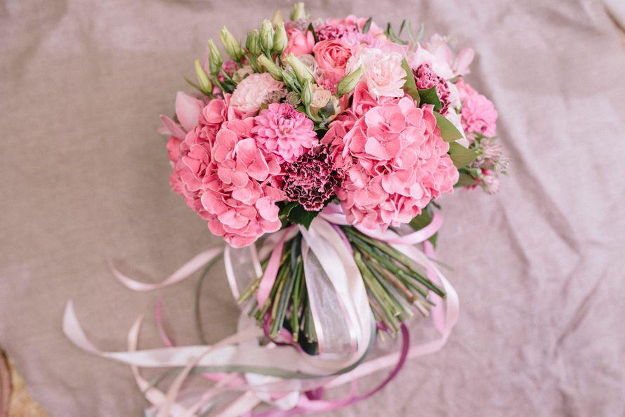 Фото 13872074 в коллекции Свадебные букеты - Студия флористики Flow Master