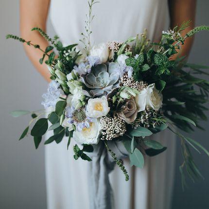 """Букет невесты """"Ветер"""""""