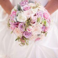 Букет невесты для очаровательной Марины