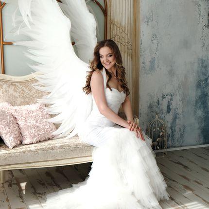 "Студийная фотосъёмка - пакет ""Крылья ангела"", 1 час"