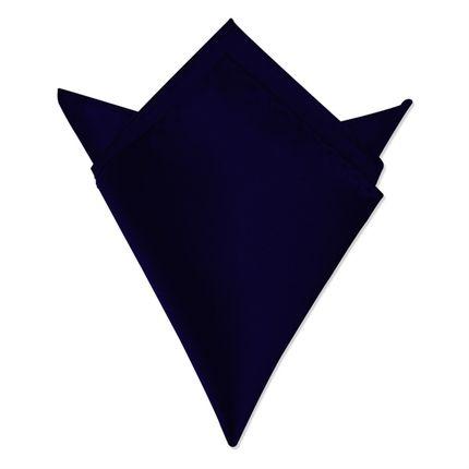 Нагрудный платок темно-синий