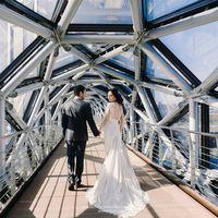 На фото Валерия&Эдгар. Челябинск. Фотограф: Евгения Негодяева