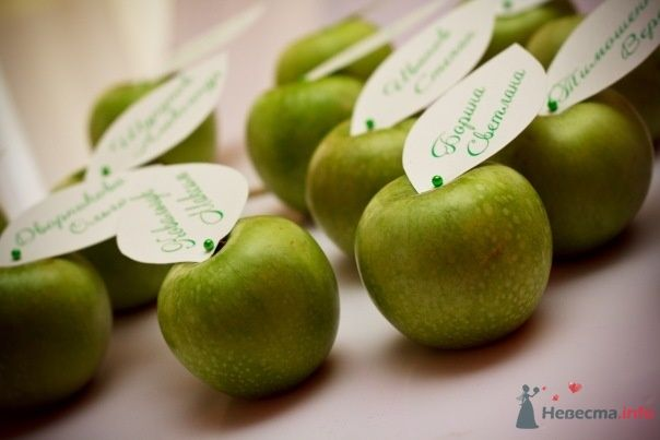 Годовщина, яблочная свадьба открытки