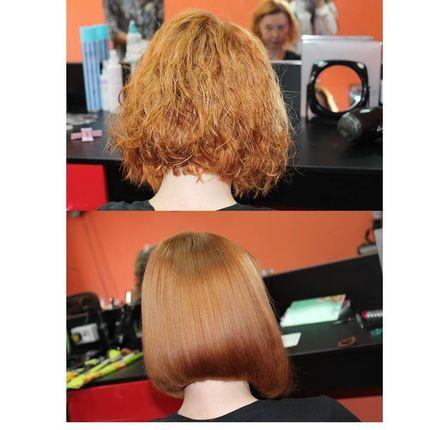 Стрижки на волосы средней длины (до лопаток)