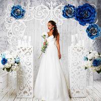 Нежный стильный образ для прекрасных невест!)