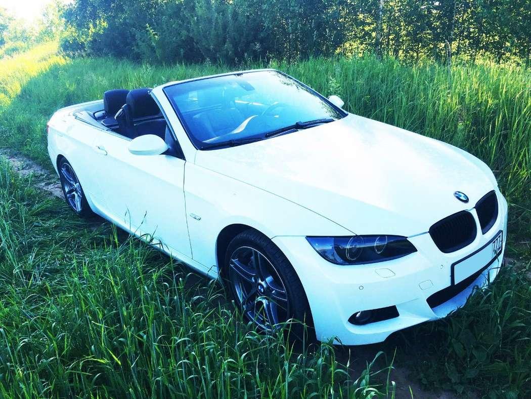"- BMW 3 CONVERTIBLE, белая - фото 13986288 Транспортная компания ""Алмаз авто"""