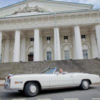 Cadillac Eldorado 1976 Альбина и Сергей, 07 июня 2014