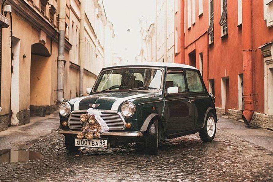 Аренда Mini Cooper Classic