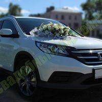 Аренда внедорожника Honda CR-V, цена за 1 час