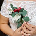 Бутоньерка жениха. Декор и флористика: Friday Flowers; Фотограф: Инна Зайцева ()