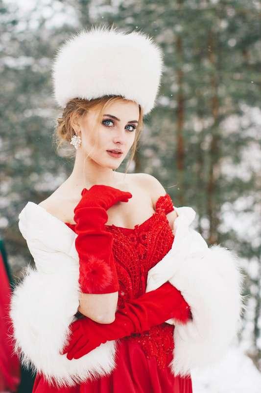 Фото 16446952 в коллекции Сьемки - Стилист-визажист Angelika Romanova