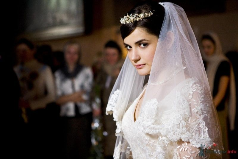Фото 33019 в коллекции Мои невесты - Стилист свадебного образа Летуновская Ольга
