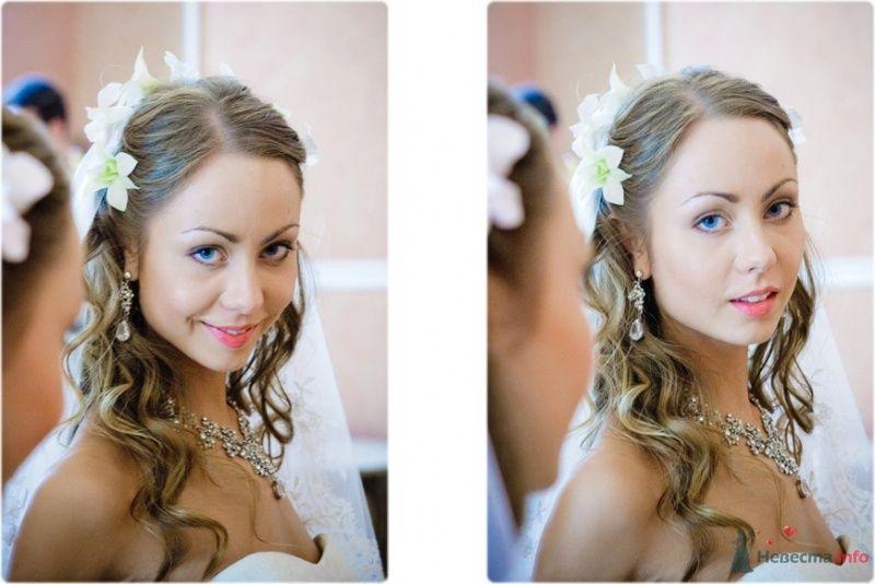 Фото 69483 в коллекции Мои невесты - Стилист свадебного образа Летуновская Ольга