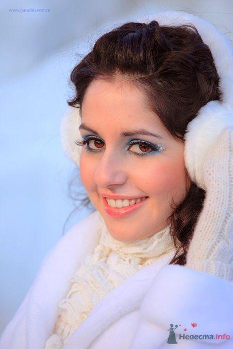 Фото 69505 в коллекции Зимний сказка или Парад невест в феврале - Стилист свадебного образа Летуновская Ольга