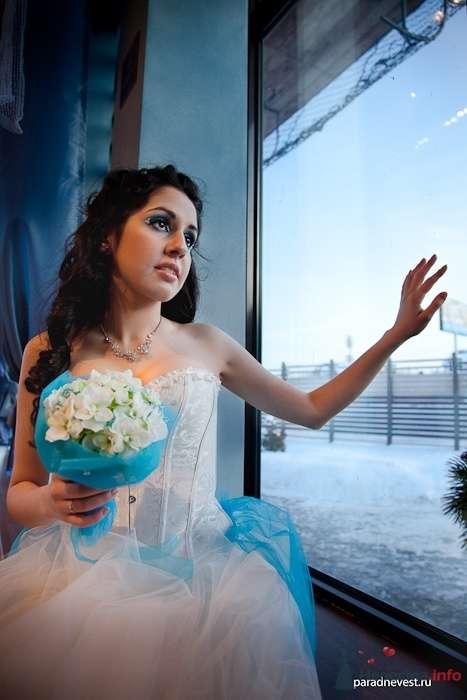 Фото 69508 в коллекции Зимний сказка или Парад невест в феврале - Стилист свадебного образа Летуновская Ольга