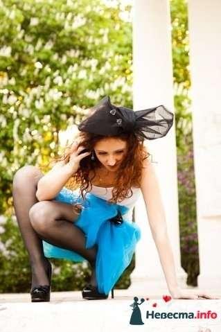 Фото 129029 в коллекции Alice in wonderland - Стилист свадебного образа Летуновская Ольга