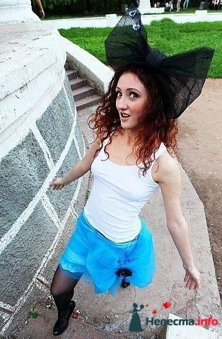 Фото 129031 в коллекции Alice in wonderland - Стилист свадебного образа Летуновская Ольга