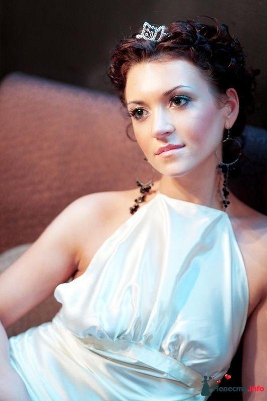 Фото 129053 в коллекции Парад невест VIII - Стилист свадебного образа Летуновская Ольга