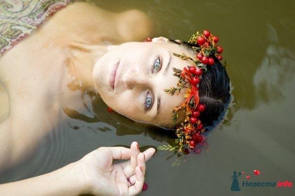 Фото 129274 в коллекции Единение с природой - Стилист свадебного образа Летуновская Ольга