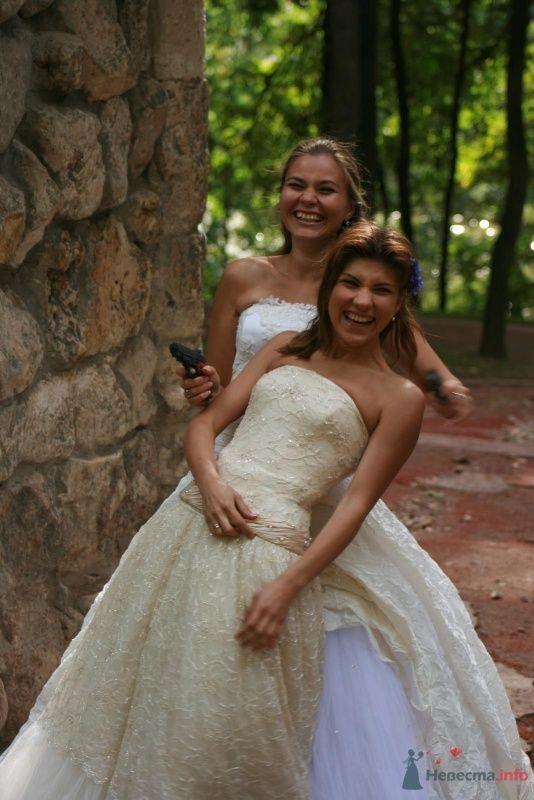 Фото 35748 в коллекции Рабочие моменты фотосесии невест - Фотограф Мария Стеклова