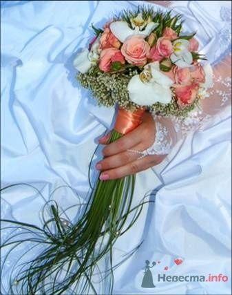 """Фото 35191 в коллекции букет невесты - Салон """"5 цветов"""""""