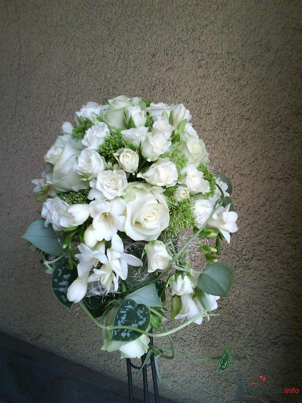 Фото 35630 в коллекции букет невесты