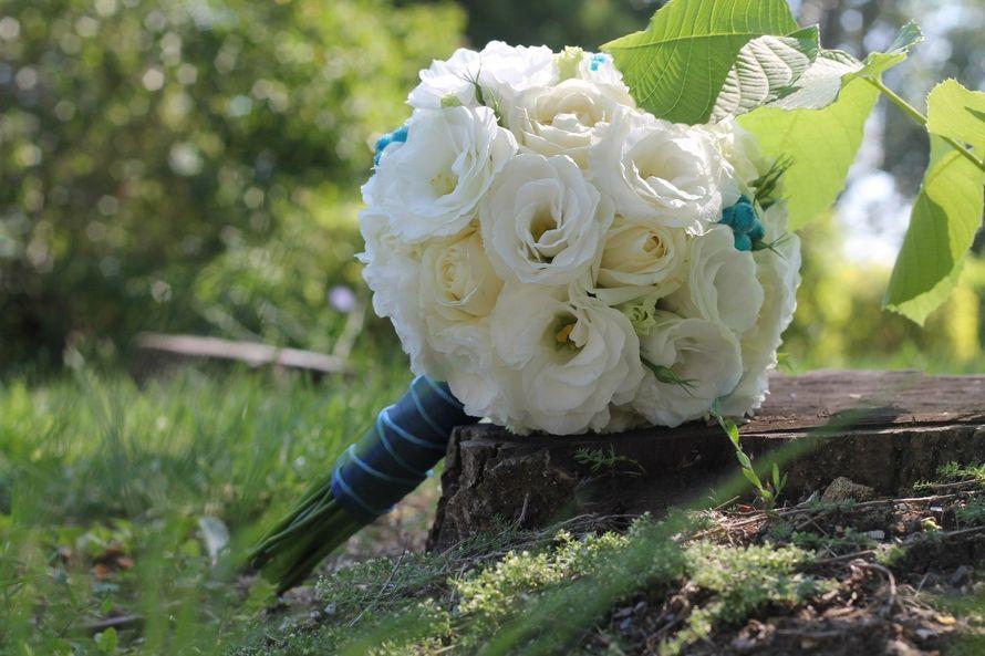"""Фото 14119410 в коллекции Свадебный букет. Букет невесты - Сеть флористических салонов """"Букетная мастерская"""""""