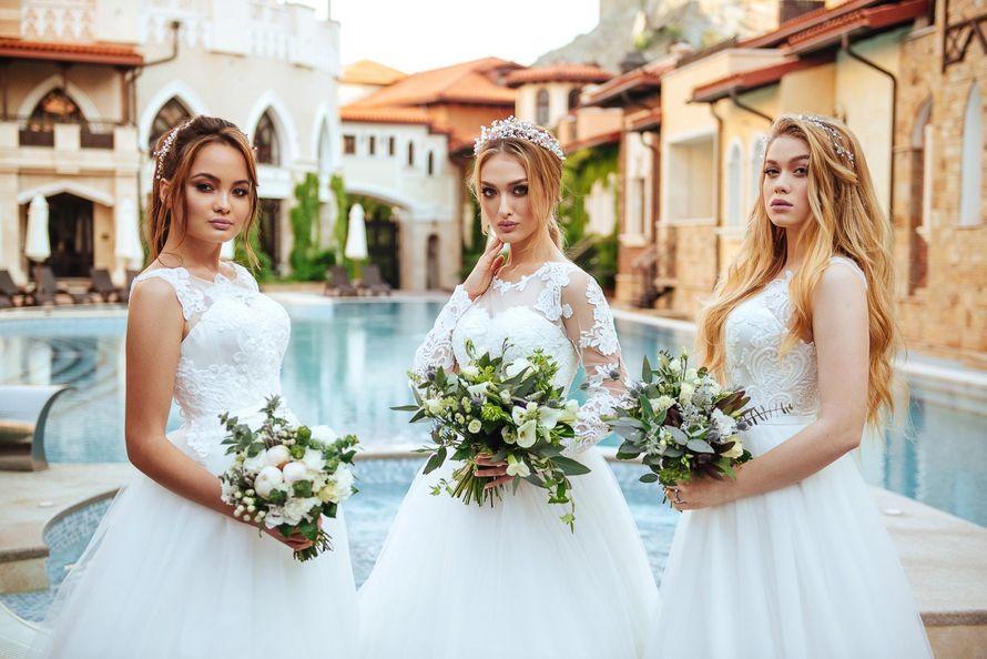 """Фото 15287524 в коллекции Свадебный букет. Букет невесты - Сеть флористических салонов """"Букетная мастерская"""""""