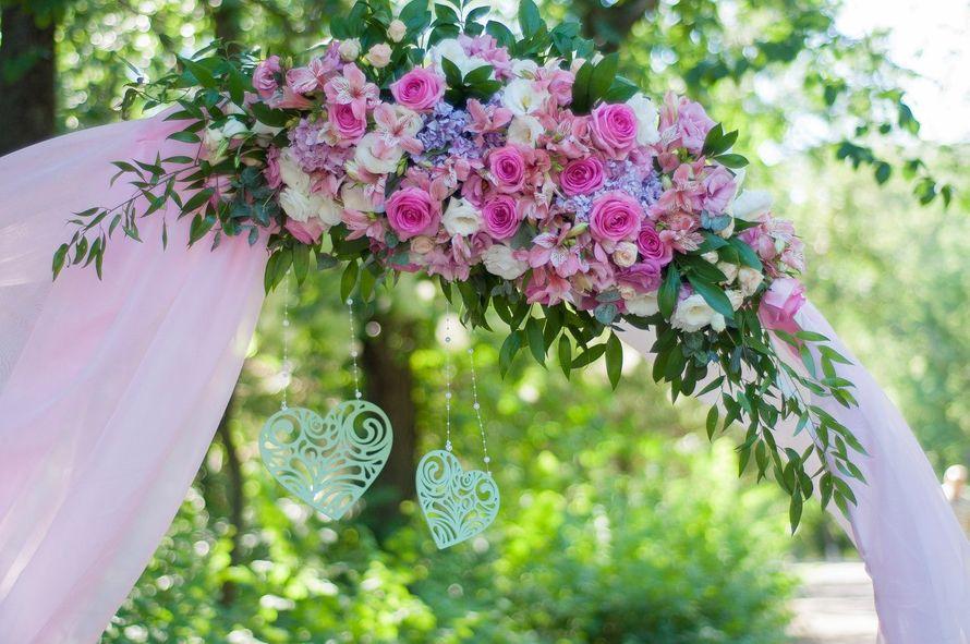 """Фото 15287546 в коллекции Свадебный букет. Букет невесты - Сеть флористических салонов """"Букетная мастерская"""""""