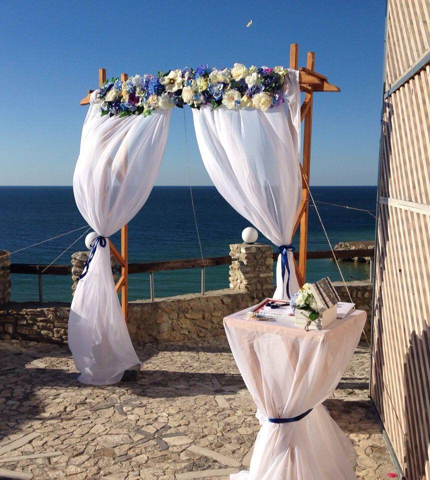 """Фото 15287548 в коллекции Свадебный букет. Букет невесты - Сеть флористических салонов """"Букетная мастерская"""""""