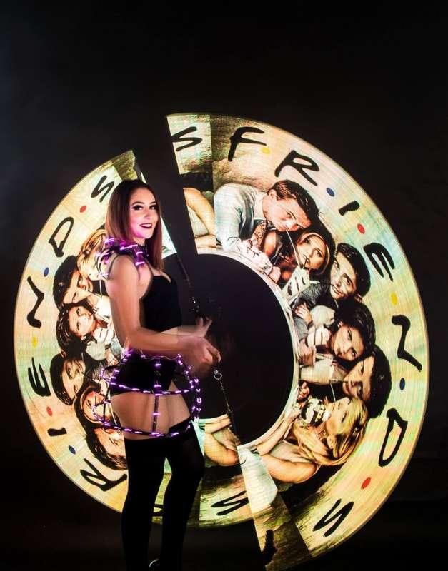 Фото 15912424 в коллекции Световое шоу(пиксельное, фрик, лазерное) - Joy - артисты и шоу