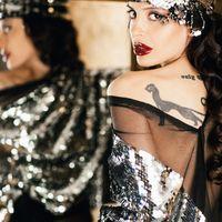 Аренда платья + аксессуары (ленты, шляпки, перчатки, пояса, броши, украшения) 1500 руб, размер от 40 до 54, без залога!