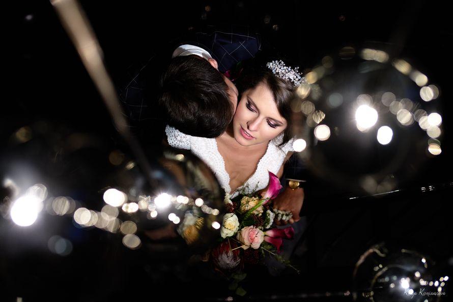 съемки свадебного торжества