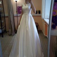 Свадебное платье: Амалия Ткань: микадо Цвет: молоко Цена: 17500 Это платье на сайте: