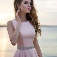 Платье: Лукреция Возможные цвета: белый;молочный; пудра Цена: 20500 Вариант покупки: под заказ Оплата: 100% предоплата  Срок исполнения от 1-1,5 месяцев!