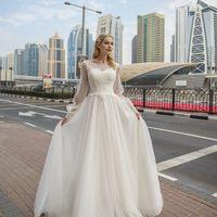 Платье: 131 Возможные цвета: молочный; молочный/пудра Цена: 22000 Вариант покупки: под заказ Оплата: 100% предоплата  Срок исполнения от 1-1,5 месяцев!