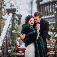 Свадебная фотосессия Алексея и Алёны Поздняя осень, иней, замок, огни.  Фотограф - [id25242299|Татьяна Пронина]  #wedding #свадьба #свадебнаяфотосессия #свадебныйфотограф #фотограф #свадьбанаприроде #красиваясвадьба #свадебноевдохновение #свадьбадлядвоих