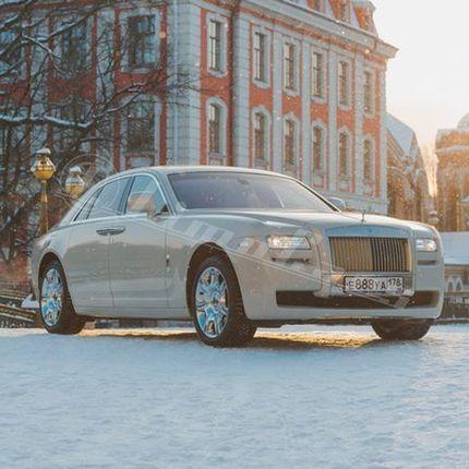Аренда Rolls-Royce Ghost, арт.888, цена за 1 час