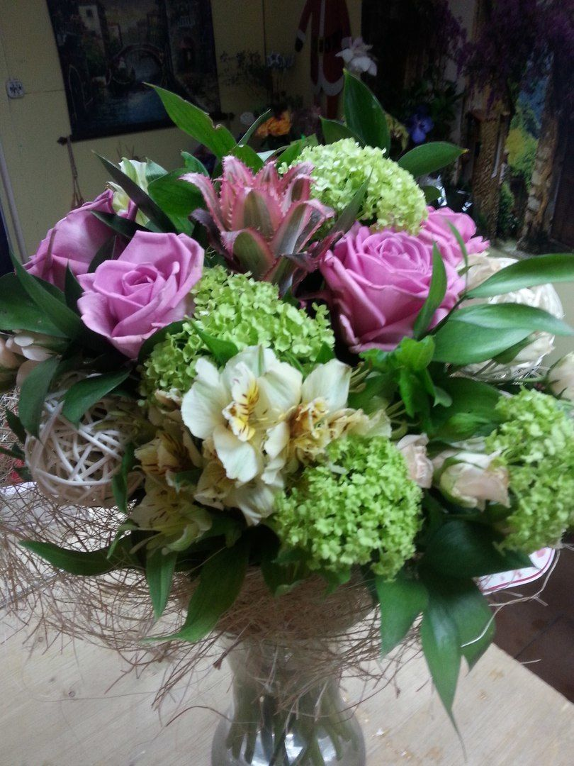 Фото 14294700 в коллекции Свадебные букеты и композиции - Цветочная лавка Naseem
