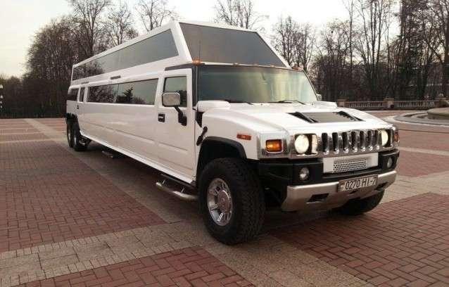 Hummer 2 этажа от 270 руб/час - фото 14322826 Vip rent - аренда авто