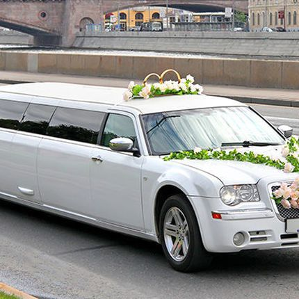 Аренда лимузина Chrysler 300С, цена за 1 час