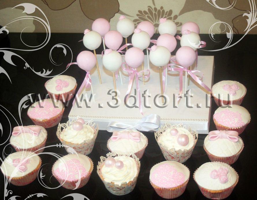 Фото 14338888 в коллекции Свадебные торты - Авторские торты от Анны Мочаловой