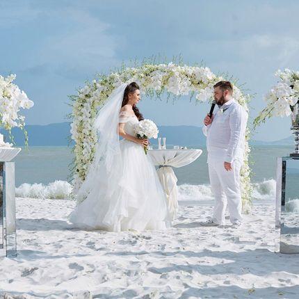 Свадьба за границей  - пакет Люкс