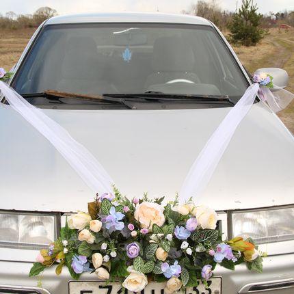 Аренда декора для машины