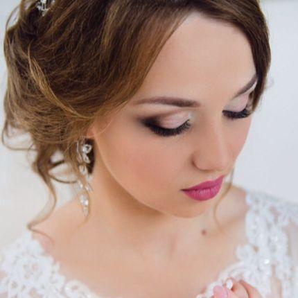 Свадебный образ (макияж и причёска)
