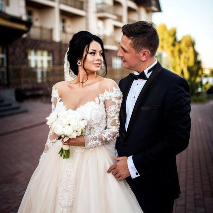Фотосъёмка неполного свадебного дня, 1 час