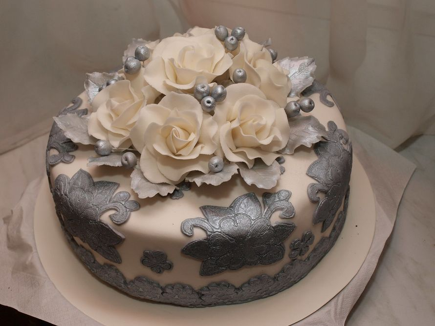 торты на серебряную свадьбу фото добыча сша действительно