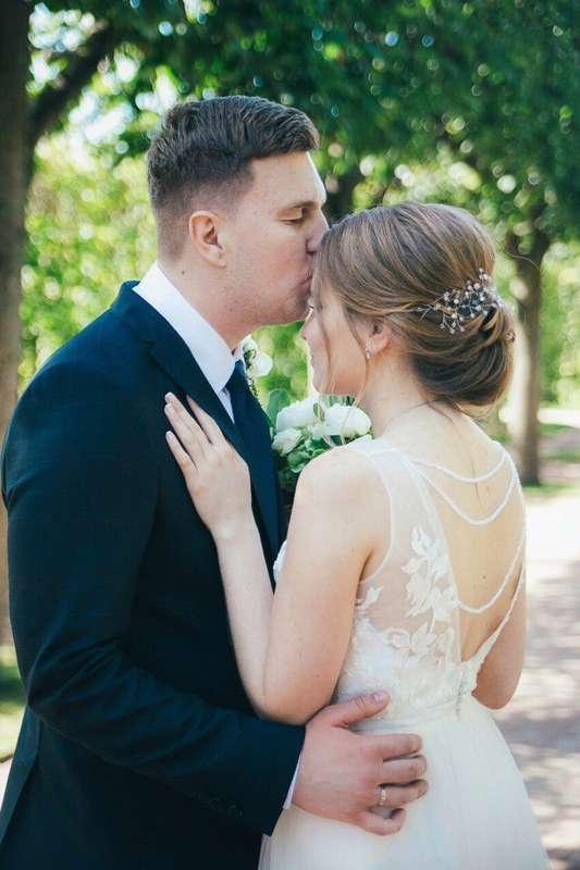 Невеста Сашенька - фото 16551662 Стилист Екатерина Харченко
